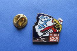 Pin's, MOTO SPORT SCHWEIZ, Journal, Motocross, Speedway, Trial - Motorbikes