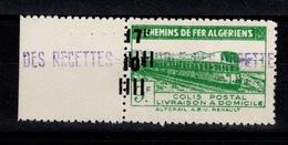 Algerie - Colis Postaux YV 203 N** Luxe - Algérie (1924-1962)