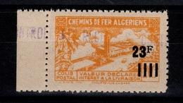 Algerie - Colis Postaux YV 196 N** Luxe - Algérie (1924-1962)