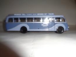 AUTOCAR  BERLIET PCK-1/43-avec Fascicule - Voitures, Camions, Bus