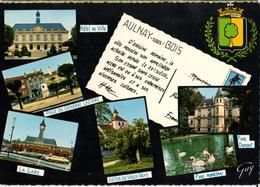 93 - AULNAY SOUS BOIS - MULTIVUES - Aulnay Sous Bois