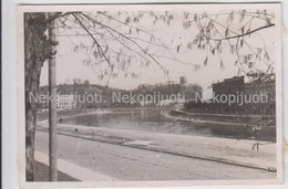 Vilnius Krantinė, 1942 M. Mažo Formato - Lituanie