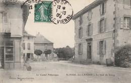 SAINT-PAUL DES LANDES - Le Fond Du Bourg - France
