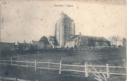 NORD - 59 - WATTEN - L'église - Autres Communes