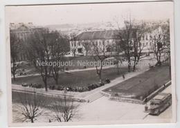 Vilnius Lukiškių Aikštė, 1942 M. Mažo Formato - Lituanie