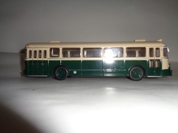 AUTOCAR  SOMUA OP5-3-1/43-avec Fascicule - Voitures, Camions, Bus