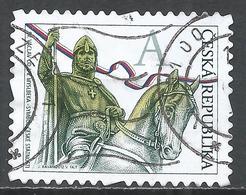 Czech Republic 2012. Scott #3536 (U) St. Wenceslas (c. 907-35) * - Tchéquie