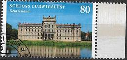 2015 Deutschland Allem. Fed.  Mi. 3123 FD-used . Burgen Und Schlösser : Schloss Ludwigslust - Usados