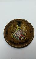 Ouvre Charlotte 1346-1946 En Bois - Tokens & Medals