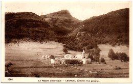 26 LEONCEL - Vue Générale - Altri Comuni