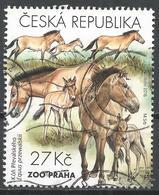 Czech Republic 2016. Scott #3685d (U) Equus Przewalskii, Prague Zoo, Horses * - Tchéquie