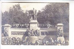 UKRAINE KIEV Monument To Emperor Alexander II REAL PHOTO - Ukraine