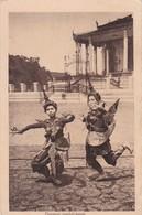 Danseuses Cambodgiennes Danse Cambodgienne Phnom-Penh Indochine Cambodge Cambodia - Cambodia