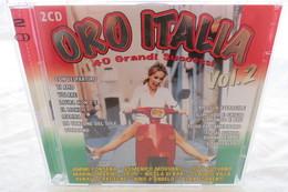 """2 CDs """"Oro Italia"""" Vol. 2, 40 Grandi Successi - Musik & Instrumente"""