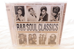 """2 CDs """"R&B Soul Classics"""" Compilation - Soul - R&B"""