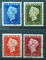 Suriname 1948, Queen Wilhelmina, Used - Suriname