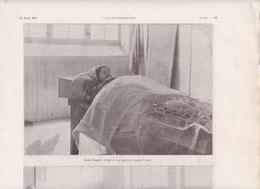 1907 Victimes Du 20 Juin Narbonne Cécile Bourrel(Cuxac-d'Aude),Léon Maigneau,Gaston Pagès(Bages) -Perpignan Pillage - Sin Clasificación