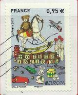 2015 Yt 4953 (o) Europa - Jouets Anciens - France