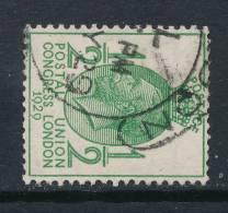 GB, 1929 UPU ½d Wmk SIDEWAYS (N) - 1902-1951 (Koningen)