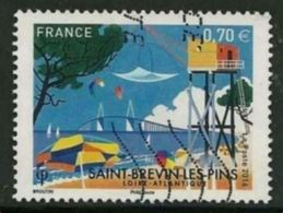 2016 Yt 5047 (o) Saint-Brévin Les Pins - France