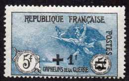 France Yv# 169 Mint Hinged - France