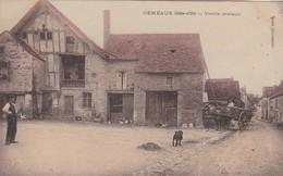 Gemeaux - Vieille Maison Côte D'Or 21 - France