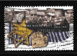 CANADA, 1995.  USED # 1590, THE HOLOCAUST:  CROIX GAMMEE, PRISONNERS, - 1952-.... Règne D'Elizabeth II