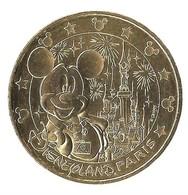 Monnaie De Paris 77.Disneyland Mickey 38 Feux D'artifice 2016 International. Neuve - 2016