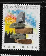Canada,2005, USED  # 2090, Expo 2005 At Aichi Japan, - Blocs-feuillets