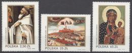 Polen 2818/20 ** Postfrisch - Ungebraucht