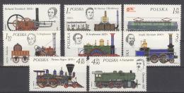 Polen 2427/34 ** Postfrisch - Ungebraucht