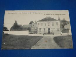 BEAUVECHAIN -  Le Château De Mme Ve Plancquart - Ven Exen - Beauvechain