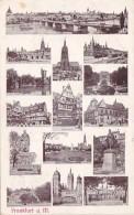 Germany Frankfurt am Main Multi View 1910