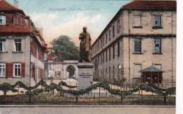 Germany Bayreuth Jean Paul Denkmal