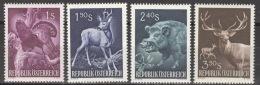 Österreich 1062/65 ** Postfrisch - 1945-60 Ungebraucht