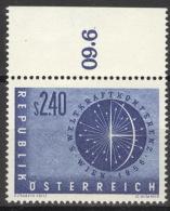 Österreich 1026 Oberrand ** Postfrisch - 1945-60 Ungebraucht