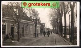 KNIJPE / DE KNIPE Weg Langs Het Kanaal En Tramspoor 1930 - Autres