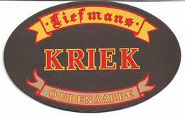 SOUS-BOCKS - KRIEK (Bière De Belgique) Grand Format, Neuf. - Sous-bocks