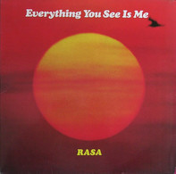 Rasa  Everything You See Is Me  LP - Soul - R&B