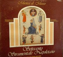 Musica Al Museo. Settecento Strumentale Napoletano LP - Classical