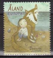 Aland 2010 N°324 Neuf Europa Livres Pour Enfants - Aland
