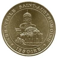 Monnaie De Paris 63 Issoire - Abbatiale Saint Austremoine 2003 - Monnaie De Paris