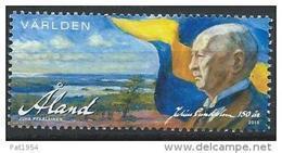 Aland 2015 N° 409 Neuf Julius Sundblom - Aland