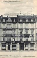 Meinen Gästen Gewidmet   Bahnhof Hotel Kolner Hof.   Frankfurt A. Main        I 3836 - Frankfurt A. Main