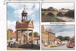 BOROUGHBRIDGE MULTI VIEW  MODERN - England