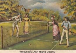 WIMBLEDON LAWN TENNIS MUSEUM - Tennis