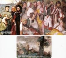 *VATICANO: 2^ Emissione 2013 - Numeri 198/201* - Schede NUOVE (MINT) In Folder - Vaticano