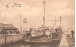 Zeebrugge Le Ferry Boat - Zeebrugge
