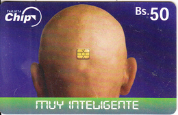 BOLIVIA(chip) - Muy Inteligente, Chip GEM3.3, Exp.date 31/12/02, Used - Bolivia