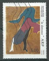 France YT N°2447 Arp La Danseuse Oblitéré ° - Frankreich